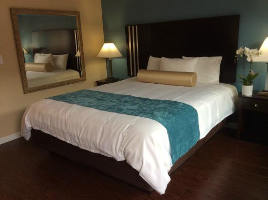 卡布里洛機場套房飯店照片