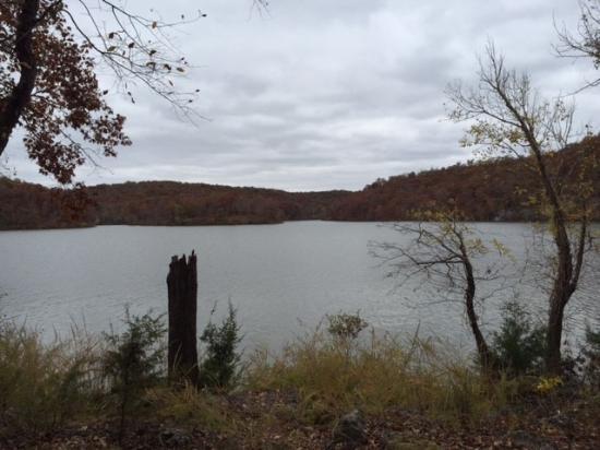 Kaiser, MO: Hiking view