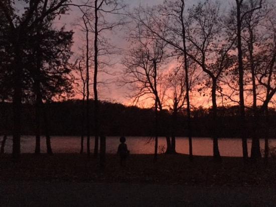 Kaiser, Missouri: Sunset