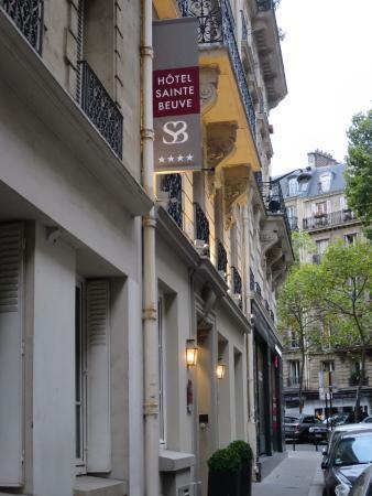 hotel sainte beuve picture of hotel sainte beuve paris tripadvisor. Black Bedroom Furniture Sets. Home Design Ideas