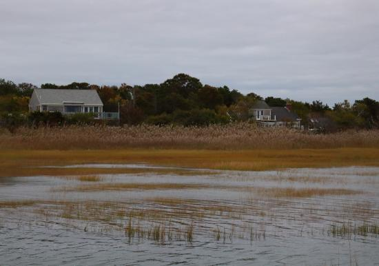 Yarmouth, MA: The boardwalk in the fall