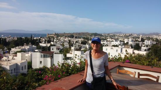 El Vino Hotel & Suites: View from rooftop restaurant