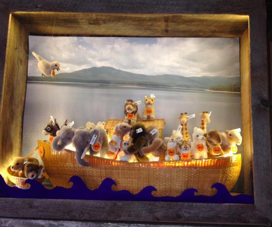 Kingston, estado de Nueva York: Dioramas of Steiff Toys