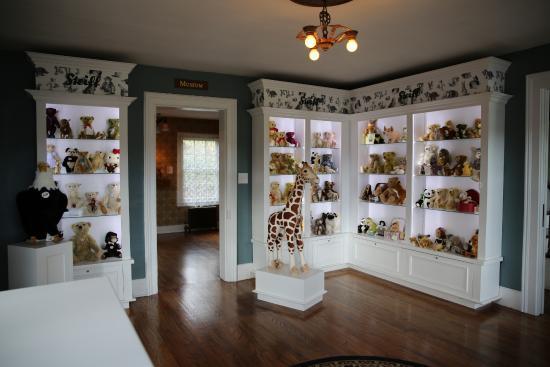 Kingston, estado de Nueva York: The Den's Steiff Retail Shop