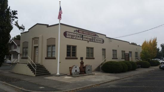 Nez Perce County Historical Society & Museum