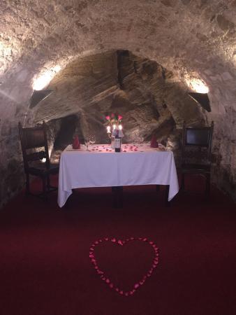 темный зал - Picture of Restaurant Peklo, Prague - Tripadvisor