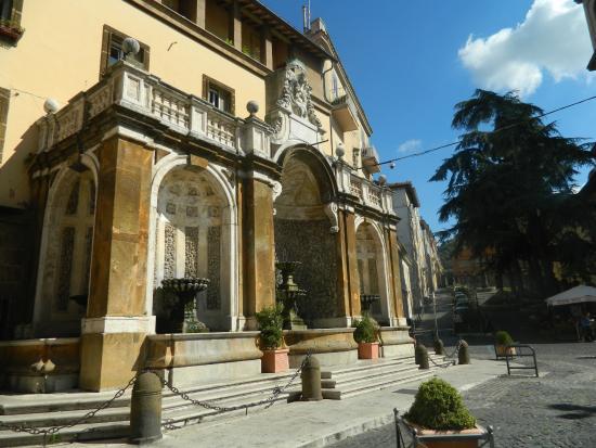 Frascati, Italia: Площадь