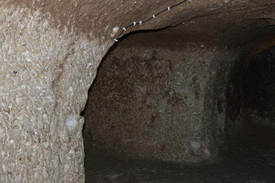 Derinkuyu Underground City - Picture of Derinkuyu Yeralti ...