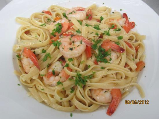 Star's: Stars Shrimp Pasta