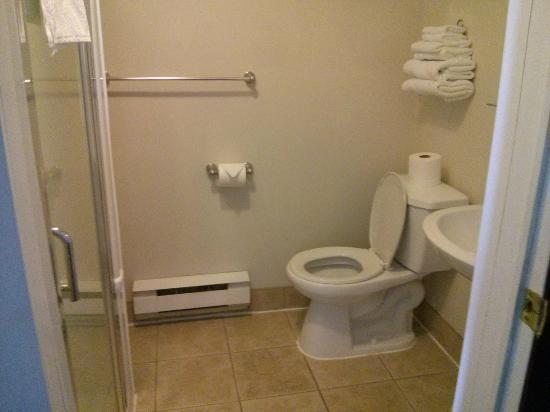 Commons Inn: Bathroom
