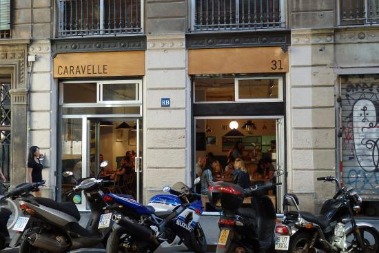 Caravelle: хорошее место
