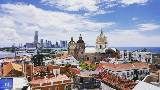 Movich Hotels Cartagena De Indias Rooftop 3