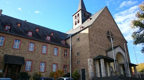 Pfarrkirche St.Hildegard