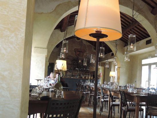 sala ristorante - Picture of Terrazza Val D\'Orcia, Pienza - TripAdvisor