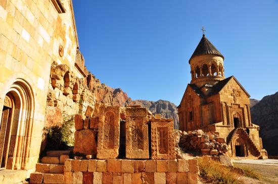 Mariam Ghazarian - Private Tours: Surb Astvatsatsin Church