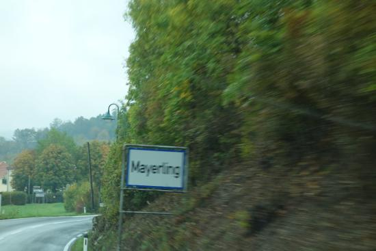 On the way to Mayerling