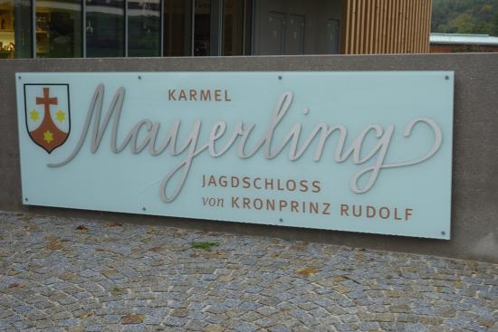 Arrived in Mayerling