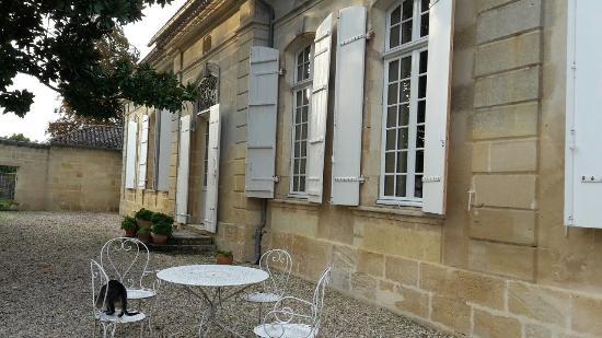 Tauriac, France : Chateau Les Eyquems