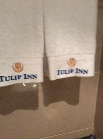 Tulip Inn Mareka Chengdu: Bathroom