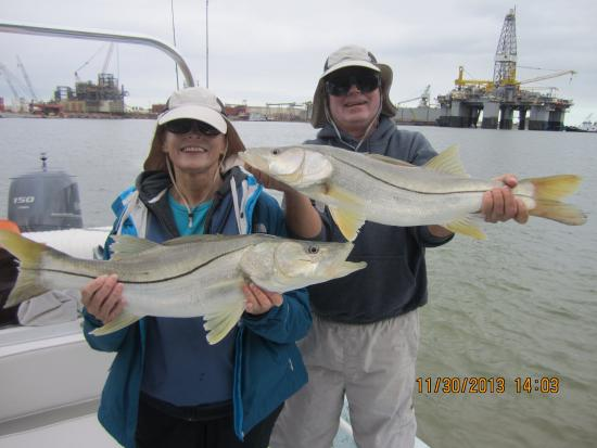 South Padre Island Guided Fishing Tours