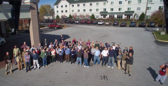 Holiday Inn Rutland/Killington: Event group photo