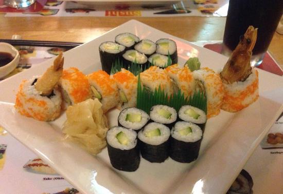 Tokio Haus: Sushi