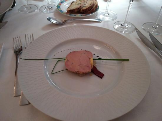 aux poulbots gourmets: Le menu dégustation....