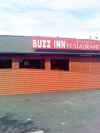 Snohomish, Ουάσιγκτον: Exterior of Buzz Inn restaurant