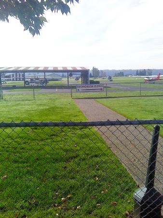 Helicopters at the Snohomish Airfield