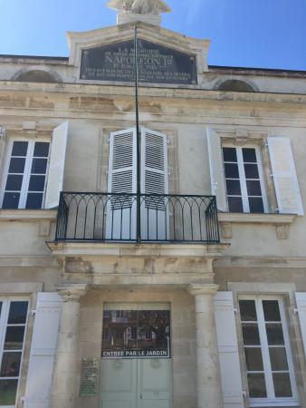 'île d'Aix, France : napoléon