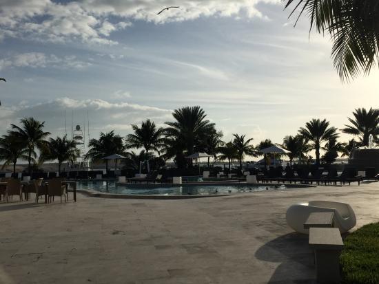 Bimini: Pool with the Pool bar