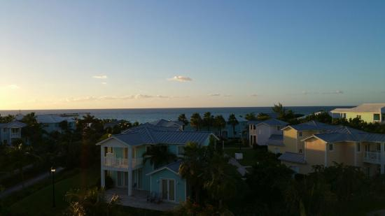 Bimini: View from room 490