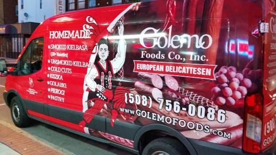Golemo's Market