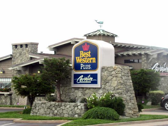 Cavalier Oceanfront Resort: Best Western Plus Oceanfront Resort, San Simeon, Ca