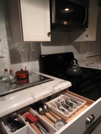 Villa Delle Stelle: Kitchen