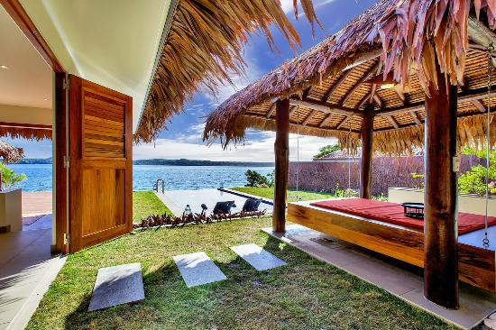 The Havannah, Vanuatu: Outdoor Deluxed Waterfront