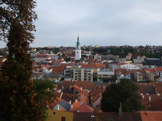 Moravia, Republik Ceko: la tour st-martin(1458)