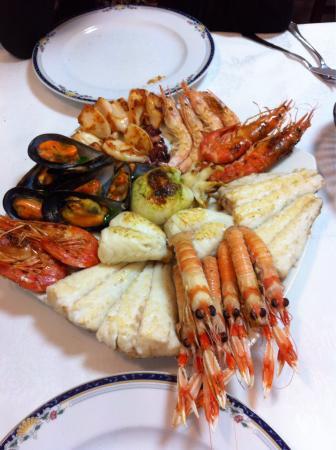 Restaurant Marisqueria Bellera: Un trato excelente, buena calidad buen sabor y buena presentación. Para repetir.