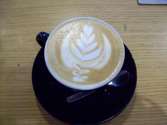 Cafe Taf: Magnífico Latte