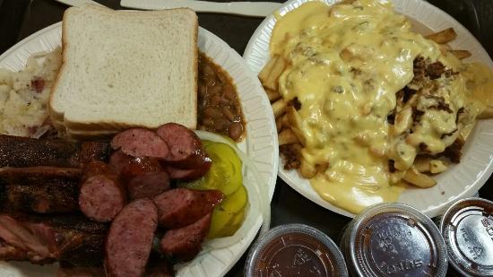 El Campo, TX: Dinner