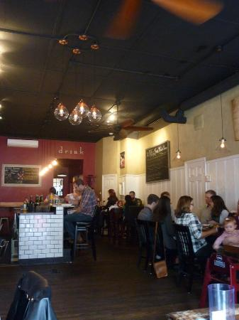 Interior Picture Of The Wine Kitchen Leesburg Tripadvisor