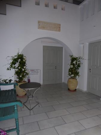 First floor rooms picture of villa naxia studios naxos town