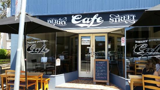 Berry Street Cafe