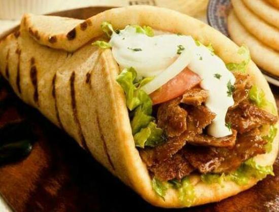 Fast Food Kebab