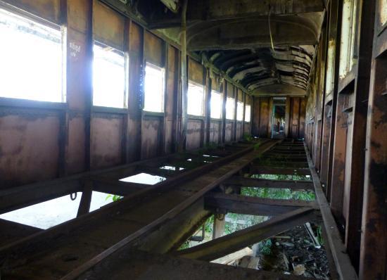 Museu Ferroviário de Santa Maria
