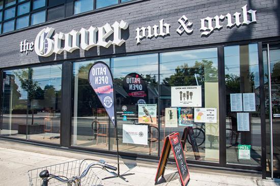 The Grover Pub & Grub