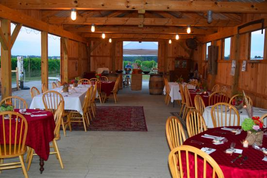 Crow Farmstay B&B : Ready for the guests!