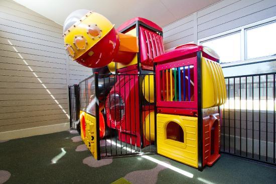 Links Hotel: Indoor kids play area