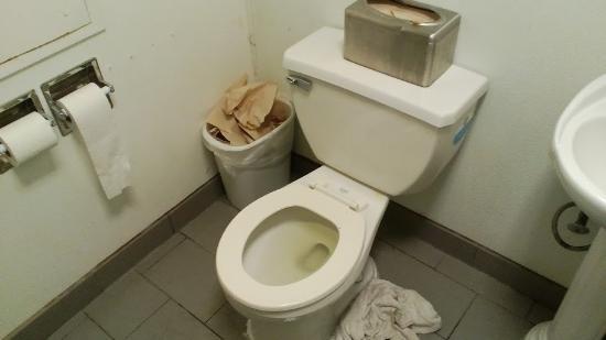 Sun Bright Hotel: toilet