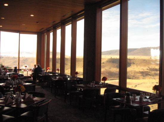 Warm Springs, OR: Dining Room